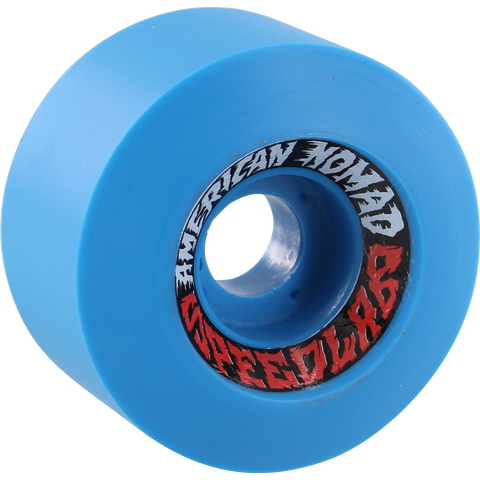 Speedlab Nomad Mini 55mm 99a Blue Skateboard Wheels (Set of 4)