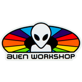 Alien Workshop Spectrum DECAL - Single | Universo Extremo Boards Skate & Surf