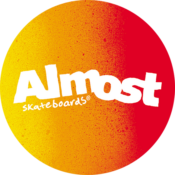 Almost Gradient Flip Decal Single