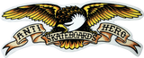 Antihero Eagle Lg DECAL - Single | Universo Extremo Boards Skate & Surf