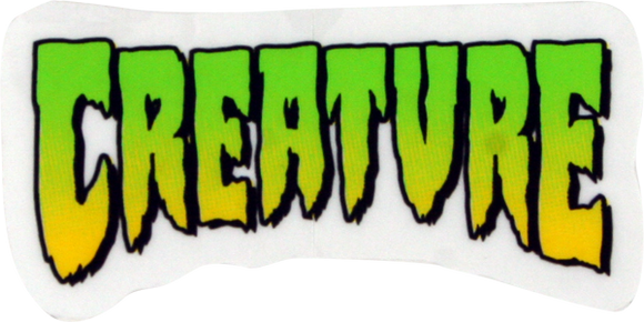 Creature Logo Mini Decal 1