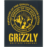 Grizzly Frost Peak DECAL - 1 Piece | Universo Extremo Boards Skate & Surf
