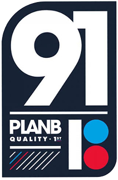 Plan B Team 91 Decal Single