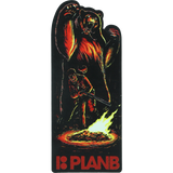 Plan B Camp Karma DECAL - - Single | Universo Extremo Boards Skate & Surf