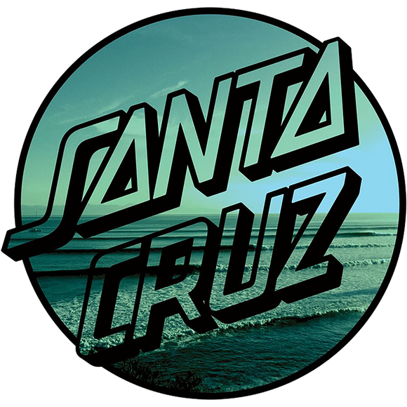 Santa Cruz Homebreak Decal Single 6