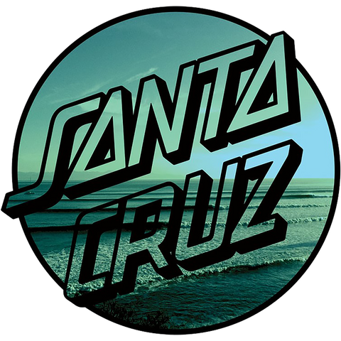 "Santa Cruz Homebreak Decal Single 6""x6"""