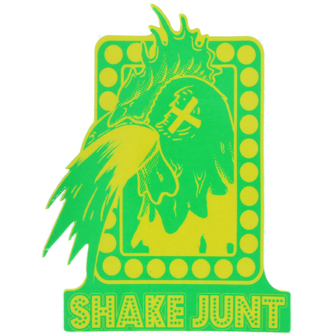 Shake Junt Chicken Guts Decal Single