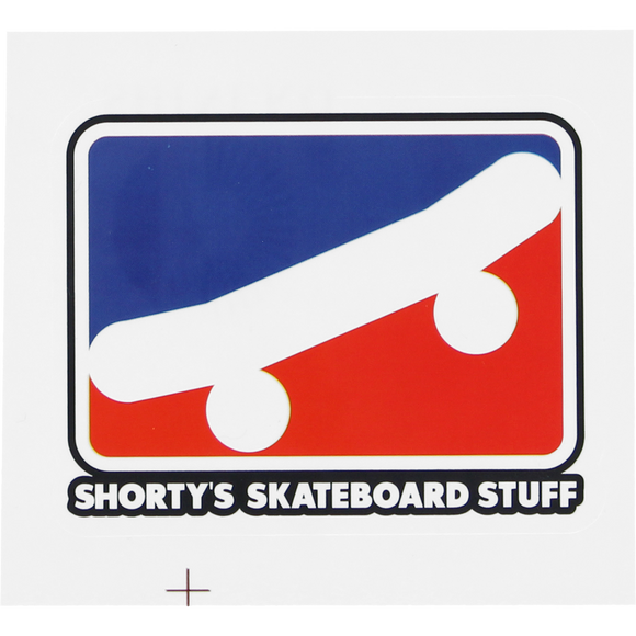 Shortys Skate Icon Decal 2.5