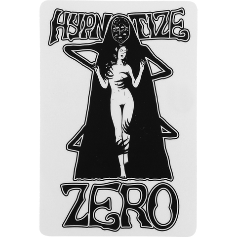 Zero Hypnotize Decal Single
