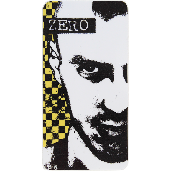 Zero Taxi Driver Decal Single