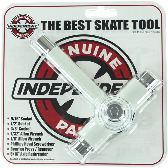 Independent Best Skate Tool White