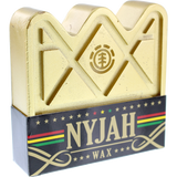 Element Nyjah Crown Skate Skateboard Wax Gold | Universo Extremo Boards Skate & Surf