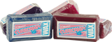 Shorty's Curb Candy Skateboard Wax Stash 4/Pack | Universo Extremo Boards Skate & Surf