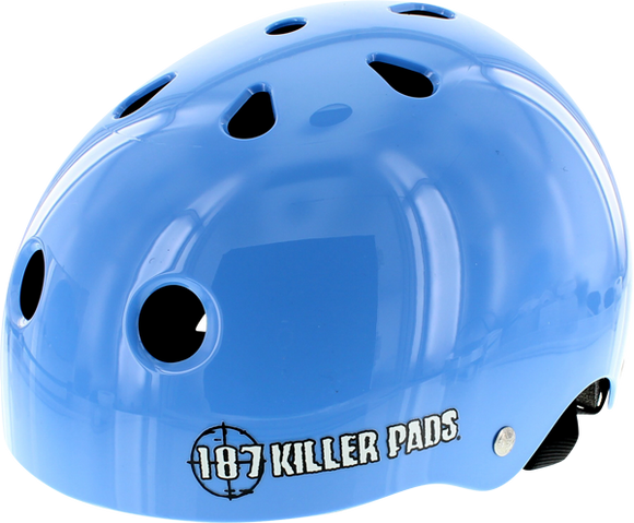 187 Pro Helmet - X-SMALL Light Blue | Universo Extremo Boards Skate & Surf