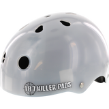 187 Pro Helmet - LARGE Clear  | Universo Extremo Boards Skate & Surf