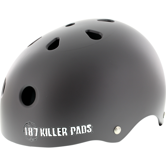 187 Pro Helmet - X-SMALL Matte Charcoal | Universo Extremo Boards Skate & Surf