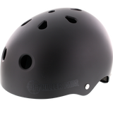 187 Pro Helmet - SMALL Matte Black/Big Logo  | Universo Extremo Boards Skate & Surf