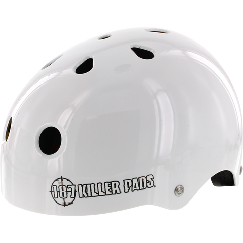 187 Pro Helmet - X-SMALL White | Universo Extremo Boards Skate & Surf