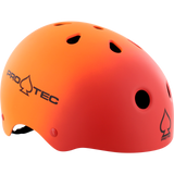 Protec Classic Fade Red/Orange - LARGE Helmet | Universo Extremo Boards Skate & Surf