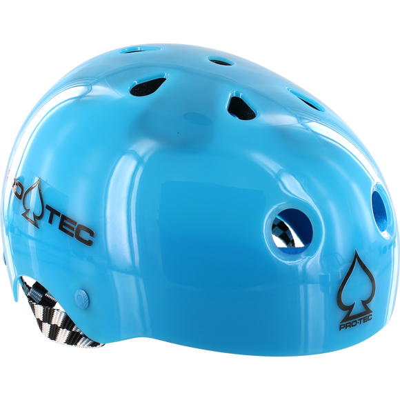 Protec Classic Gumball Blue - X-LARGE Helmet | Universo Extremo Boards Skate & Surf