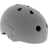 Protec (CPSC) Classic Rubber Grey- X-SMALL Helmet | Universo Extremo Boards Skate & Surf