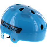 Protec Lasek Classic - LARGE Blue Translucent Helmet  | Universo Extremo Boards Skate & Surf