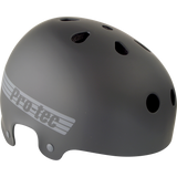Protec Lasek Classic - LARGE Rubber Black Helmet | Universo Extremo Boards Skate & Surf