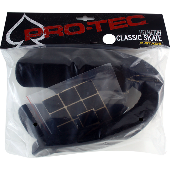 Protec Classic Liner Kit - X-SMALL Black  | Universo Extremo Boards Skate & Surf