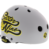 Sector 9 Rally Helmet - LARGE Grey  | Universo Extremo Boards Skate & Surf
