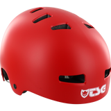 TSG Evolution Helmet LARGE/X-LARGE Flat Red  | Universo Extremo Boards Skate & Surf