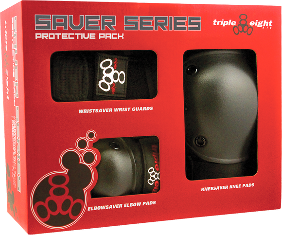 Triple 8 Kp-Pro Knee Pad XL Black