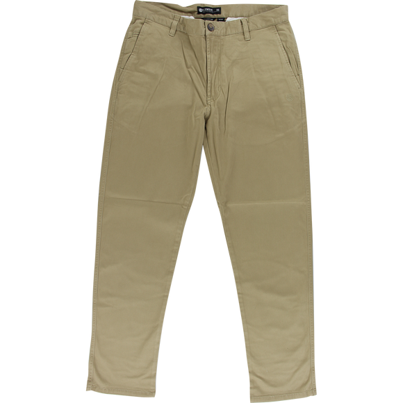 Element Skateboards Howland Classic Flex Pant - Khaki