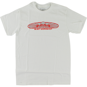 Alien Workshop Owlien T-Shirt - Size: X-LARGE White