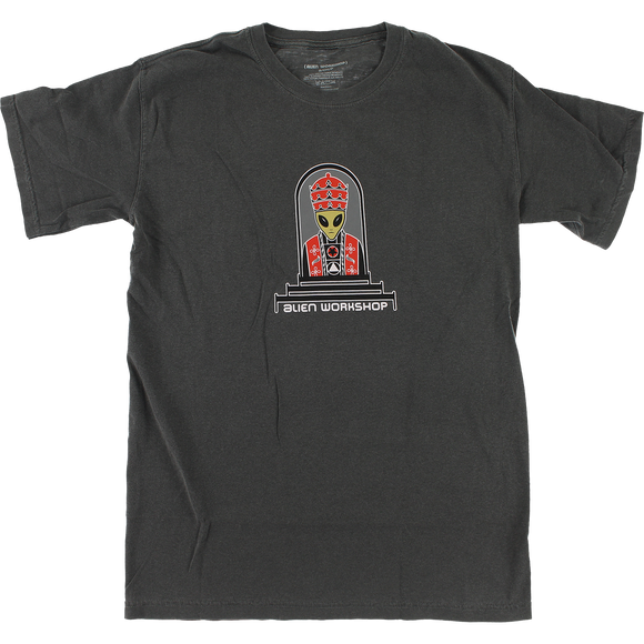 Alien Workshop Priest T-Shirt - Size: LARGE Overdyed Pepper