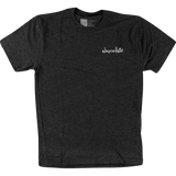 Chocolate Triblend Chunk T-Shirt - Size: SMALL Black Triblend | Universo Extremo Boards Skate & Surf