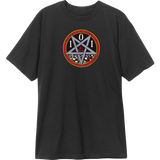 Cliche Heritage Devil Worship T-Shirt - Size: MEDIUM Black | Universo Extremo Boards Skate & Surf