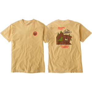 Habitat Smokey Thanks Folks Size: LARGE Yellow