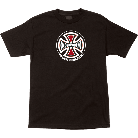 Independent Truck Co T-Shirt - Size: MEDIUM Black