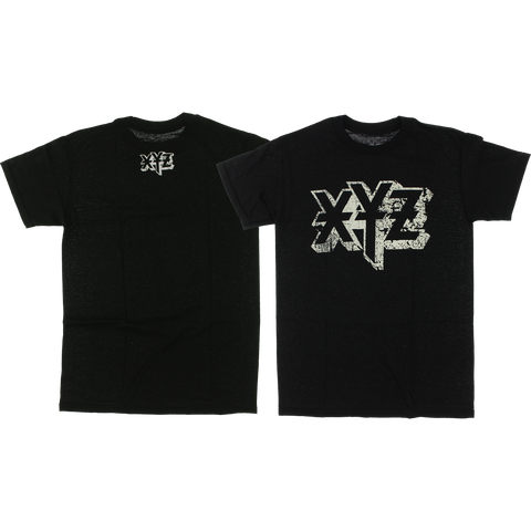 XYZ Ozzy T-Shirt - Size: SMALL Black