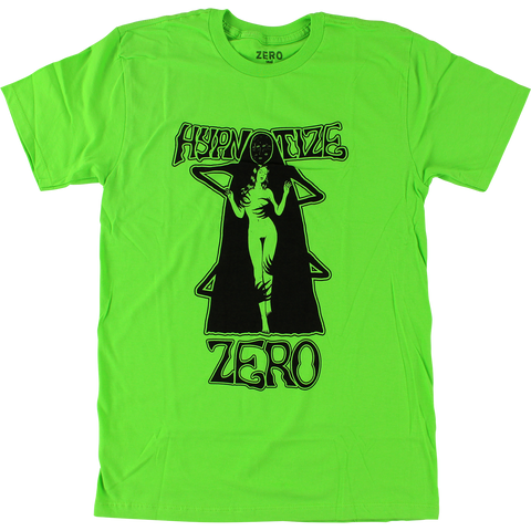 Zero Hypnotize T-Shirt - Size: SMALL Green