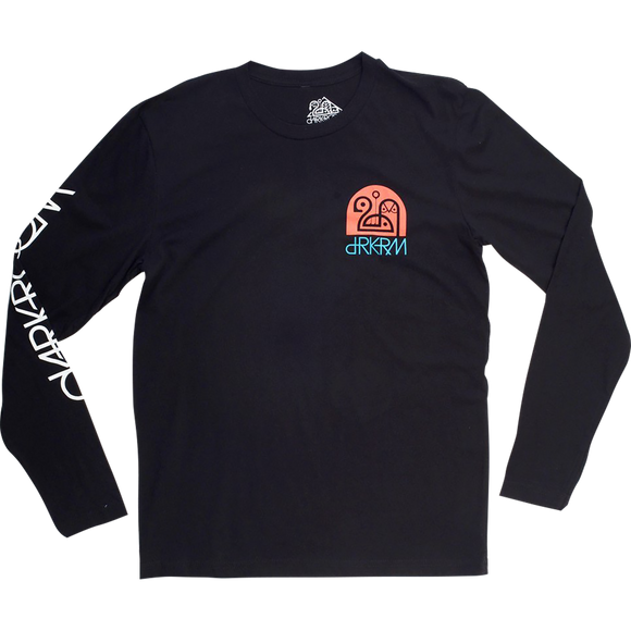 Darkroom Pod Long Sleeve LARGE Black Shirt