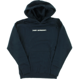 Alien Workshop Parenthesis Hooded Sweatshirt - SMALL Slate Blue | Universo Extremo Boards Skate & Surf