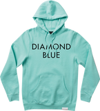 Sweatshirt Diamond Blue Hooded L-Diamond Blue/Black - Universo Extremo Boards