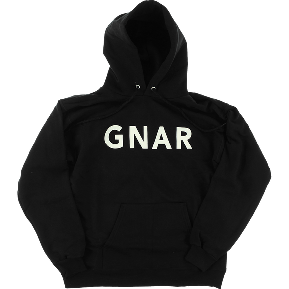 Gnarhunters Gnarmy Hooded Sweatshirt - SMALL Black