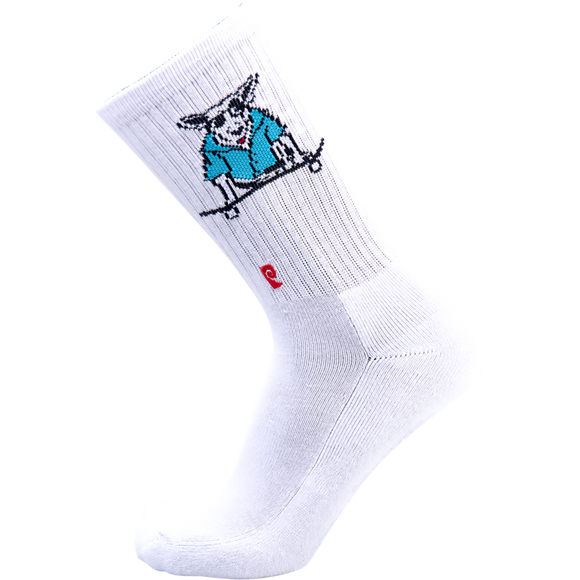 Psockadelic Pspud Crew Socks - Single Pair