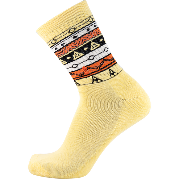 Psockadelic Sunwalkers Crew Socks - Single Pair