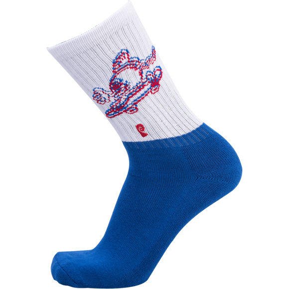 Psockadelic 3D Eye Crew Socks - Single Pair