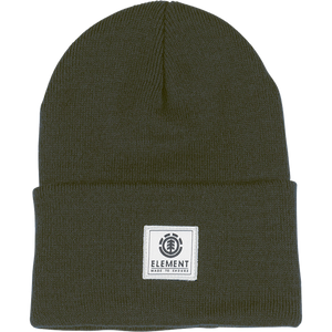 Element Dusk II Beanie Fire Olive Drab