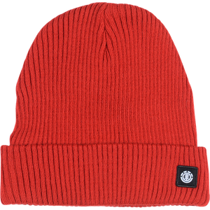 Element Flow II Beanie Fire Red