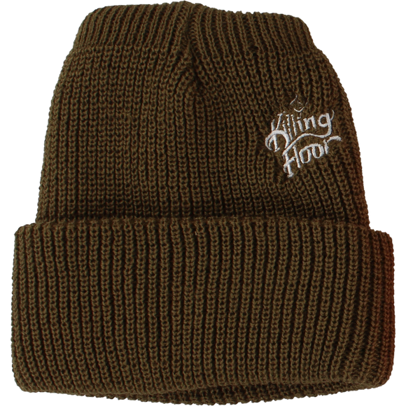 The Killing Floor Logo Watchcap Beanie - Camel